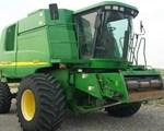 Combine For Sale: 2000 John Deere 9650W