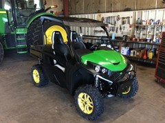 Utility Vehicle For Sale:  2012 John Deere RSX 850I