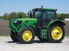 Tractor For Sale 2014 John Deere 6150R , 150 HP