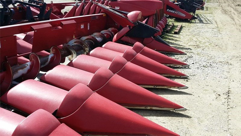 2010 Case IH 3408 Header-Row Crop For Sale