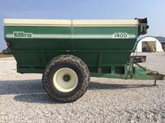Grain Cart For Sale 1995 Killbros 1400