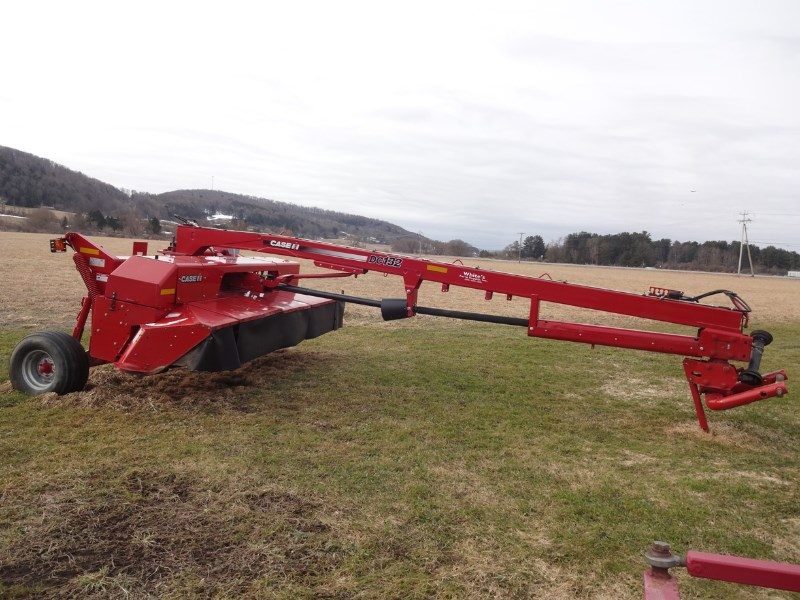 2011 Case IH DC132 Disc Mower For Sale