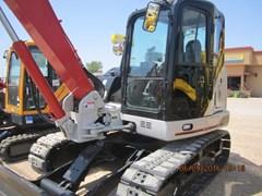 Excavator-Mini  2014 Link Belt 80X3EX