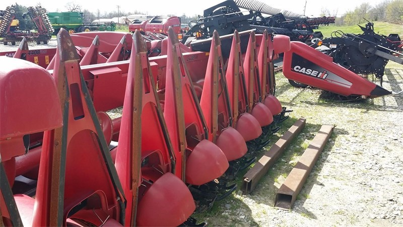 2008 Case IH 2408 Header-Row Crop For Sale