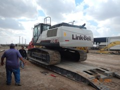 Excavator-Track  2014 Link Belt 350X4EX