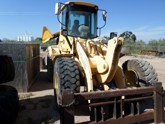 2004 New Holland LW130B Wheel Loader