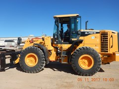 Wheel Loader  2014 Hyundai HL740-9A