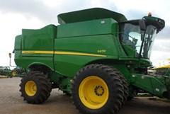 Combine For Sale:  2014 John Deere S670