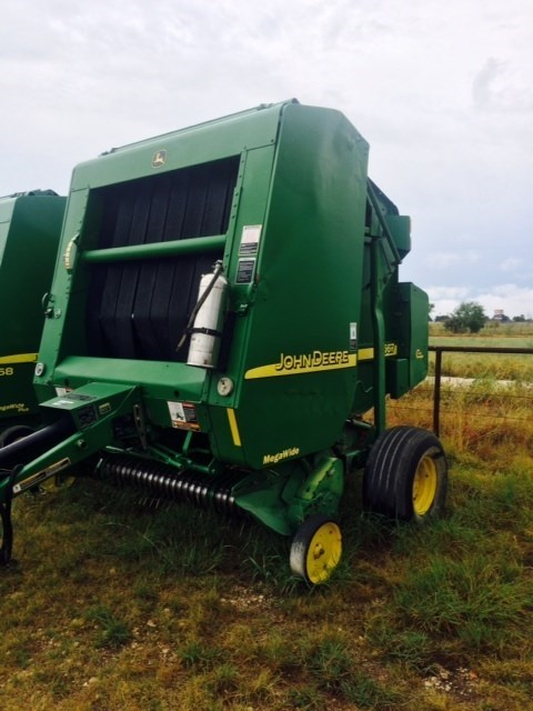 2002 John Deere 567 Baler-Round For Sale