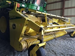 Forage Head-Windrow Pickup For Sale:  2009 John Deere 640B