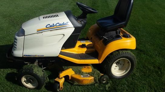 Cub Cadet Lawn Tractors 2010 : Cub cadet gt riding mower for sale z m ag and turf