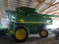 Combine For Sale:  2008 John Deere 9770 STS