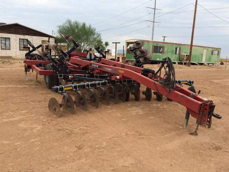 2008 Case IH ECOLO-TIGER 730C Rippers