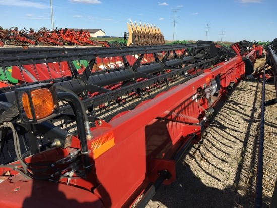 2009 Case IH 2020 30' Header-Auger/Flex For Sale