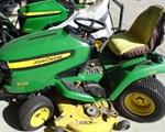 Riding Mower For Sale: 2010 John Deere X534, 25 HP
