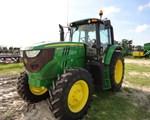 Tractor For Sale: 2014 John Deere 6140M