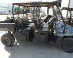 ATV For Sale: 2009 Polaris RANGER CREW