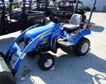 Tractor For Sale: 2008 New Holland T1030