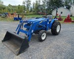 Tractor For Sale: 2011 New Holland T1510, 30 HP