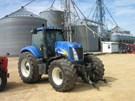 Tractor For Sale:  2007 New Holland T8040 , 255 HP
