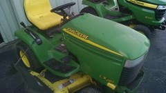 Riding Mower For Sale:  2005 John Deere LX280