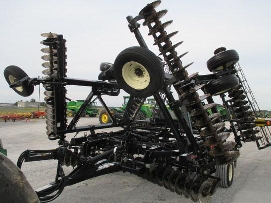 2014 Earthmaster MWT3400 Vertical Tillage For Sale