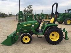 Tractor For Sale:  2015 John Deere 3038E , 38 HP