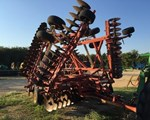 Disk Harrow For Sale: 2001 Krause 4995-34W