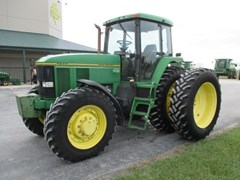 Tractor For Sale:  1993 John Deere 7800 , 145 HP