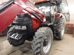 Tractor For Sale 2010 Case IH 140 PUMA , 120 HP
