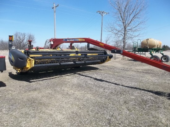 2010 New Holland H7150 Mower Conditioner For Sale