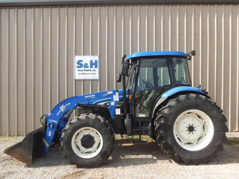 2007 New Holland TD95D Tractor For Sale
