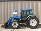 Tractor For Sale:  2007 New Holland TD95D , 95 HP
