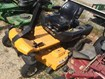 Riding Mower For Sale:   Cub Cadet Z Force S-48 , 211 HP