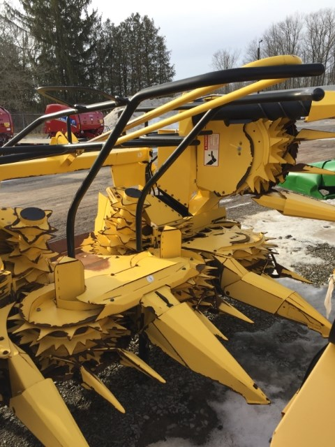 2013 New Holland 420FI Forage Head-Rotary For Sale