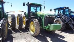 Tractor For Sale 2002 John Deere 8120 , 175 HP