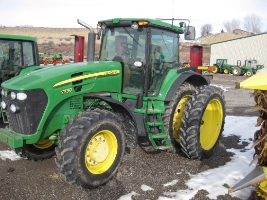 2006 John Deere 7730 Tractor For Sale