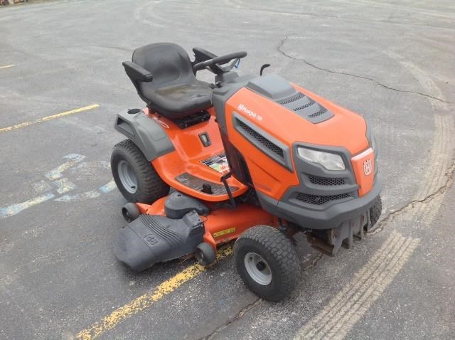 2013 Husqvarna YTH24K48 Riding Mower For Sale