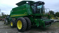 Combine For Sale:  2008 John Deere 9670 STS