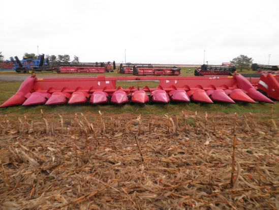 2007 Case IH 2212 Header-Corn For Sale