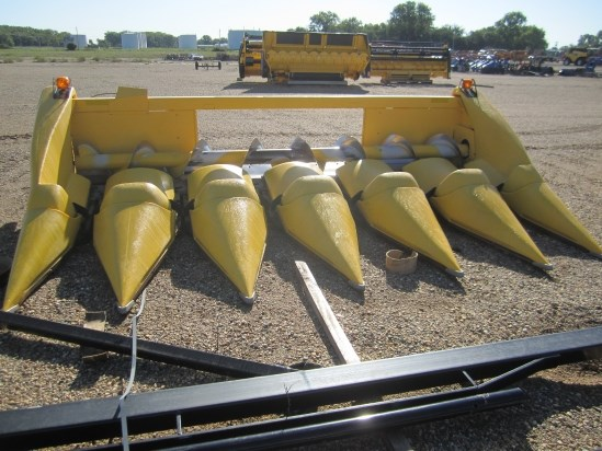 2010 New Holland 98D Header-Corn For Sale