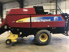 Baler-Square For Sale:  2008 New Holland BB940A