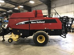 Baler-Square For Sale:  2004 New Holland BB960A