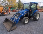 Tractor For Sale: 2010 New Holland BO3040, 40 HP