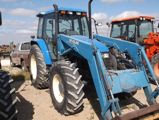 1998 New Holland TS110 Tractor For Sale