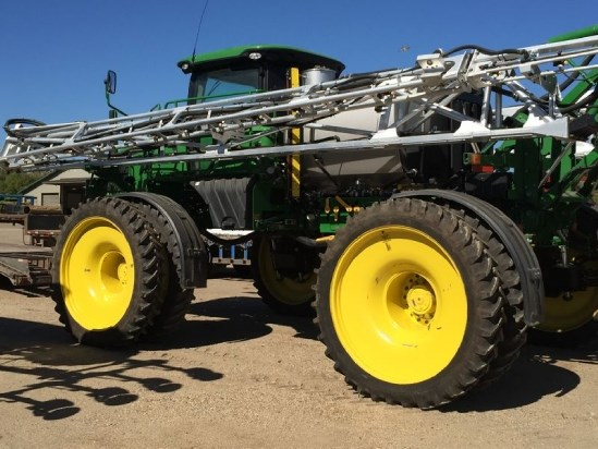 2015 John Deere 4038 Sprayer-Self Propelled For Sale