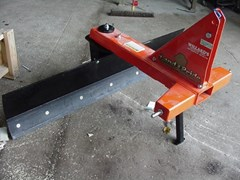 Blade Rear-3 Point Hitch For Sale 2016 Land Pride RB1672
