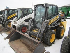 Skid Steer For Sale:  2014 New Holland L218 , 57 HP