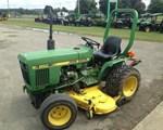 Tractor For Sale: 1986 John Deere 650, 17 HP