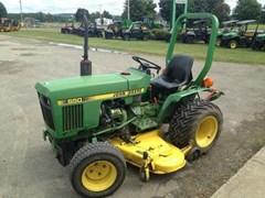 Tractor For Sale:  1986 John Deere 650 , 17 HP